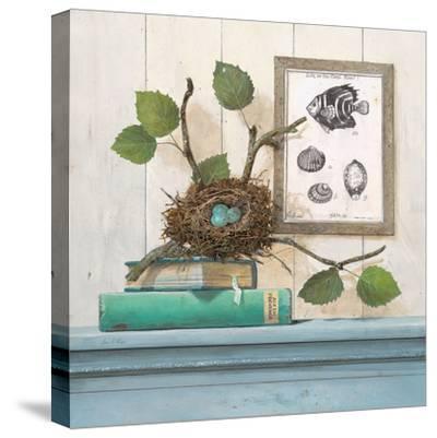 Seaside Branch-Arnie Fisk-Stretched Canvas Print