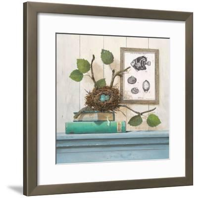 Seaside Branch-Arnie Fisk-Framed Art Print
