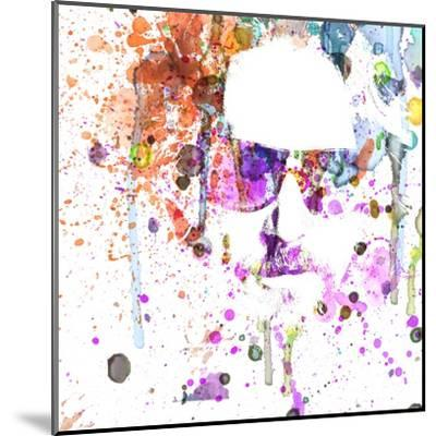 "Dude ""Big Lebowski""-NaxArt-Mounted Art Print"