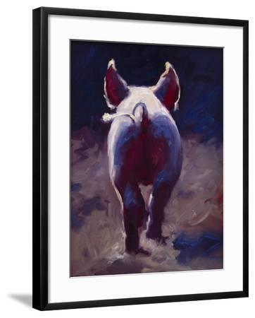 Tail End-Cheri Christensen-Framed Premium Giclee Print