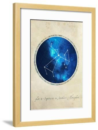 Sagittarius-GI ArtLab-Framed Premium Giclee Print