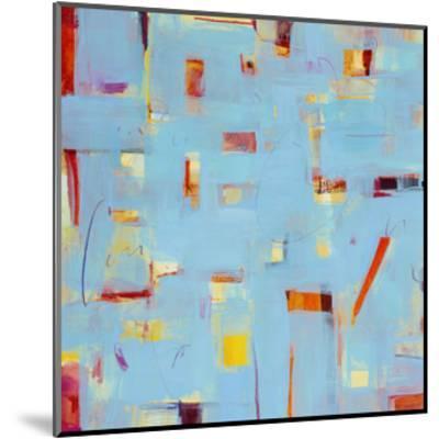 Frosted Window 2-Akiko Hiromoto-Mounted Premium Giclee Print