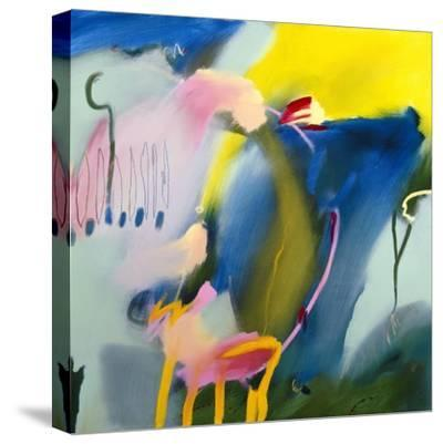 Swift Running Wild-Kate Nelson-Stretched Canvas Print