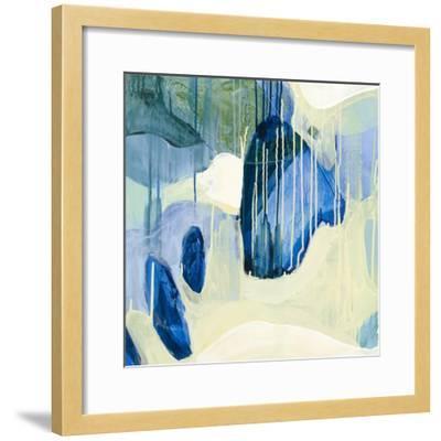 Summer Shower 1-Glenn Allen-Framed Premium Giclee Print