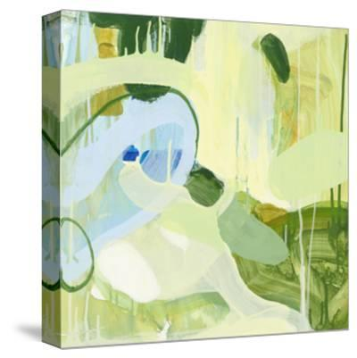 Spring Rain 2-Glenn Allen-Stretched Canvas Print
