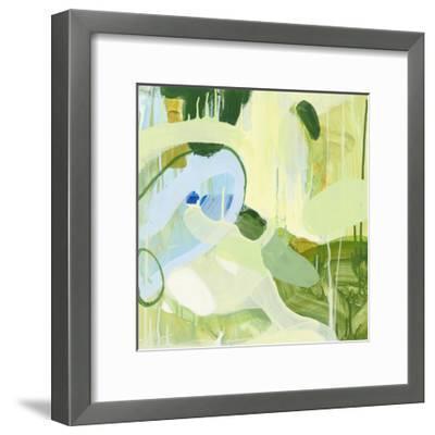 Spring Rain 2-Glenn Allen-Framed Premium Giclee Print