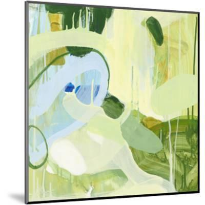 Spring Rain 2-Glenn Allen-Mounted Premium Giclee Print