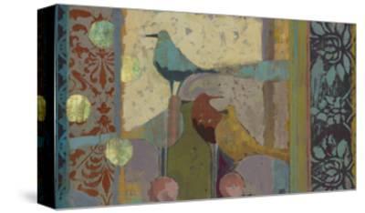 Urban Flock on a Roll-Ciela Bloom-Stretched Canvas Print