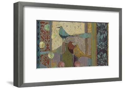 Urban Flock on a Roll-Ciela Bloom-Framed Premium Giclee Print