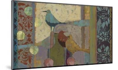 Urban Flock on a Roll-Ciela Bloom-Mounted Premium Giclee Print