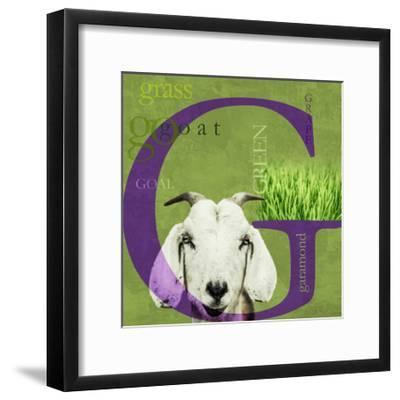 G- P. H. Viola Photography-Framed Premium Giclee Print