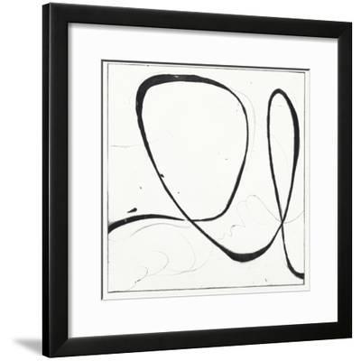 Big Swirl 2-Susan Gillette-Framed Premium Giclee Print