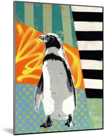 Humbold Penguin-Urban Soule-Mounted Premium Giclee Print