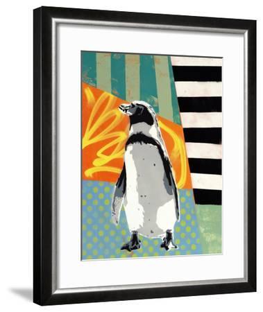 Humbold Penguin-Urban Soule-Framed Premium Giclee Print