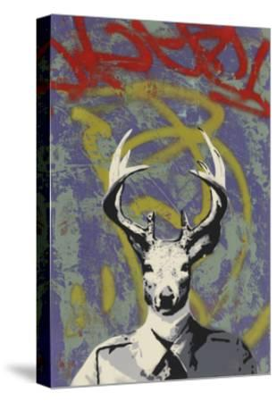 Mr. Buck-Urban Soule-Stretched Canvas Print