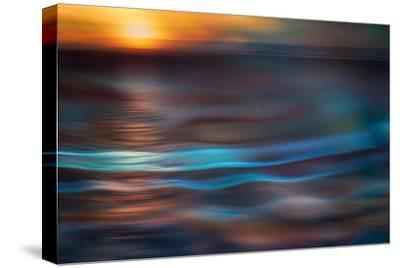 Pacific Sunset-Ursula Abresch-Stretched Canvas Print