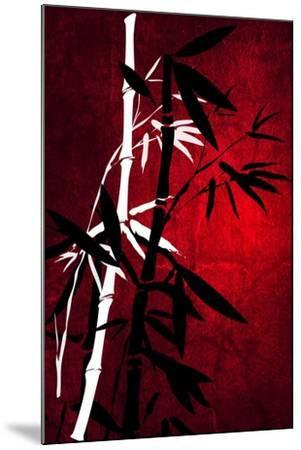 Bamboo Style-Philippe Sainte-Laudy-Mounted Photographic Print