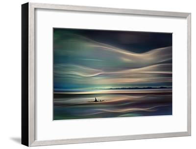 Orcas-Ursula Abresch-Framed Photographic Print