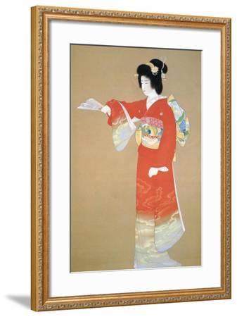 Jo No Mai-Shoen Uemura-Framed Giclee Print
