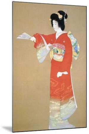 Jo No Mai-Shoen Uemura-Mounted Giclee Print