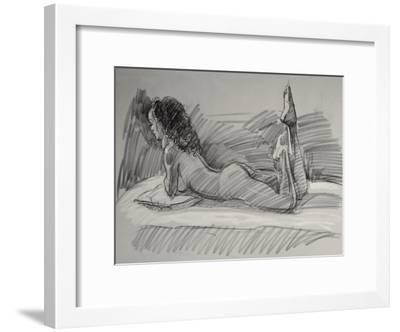 Gonna Make You Happy-Nobu Haihara-Framed Giclee Print