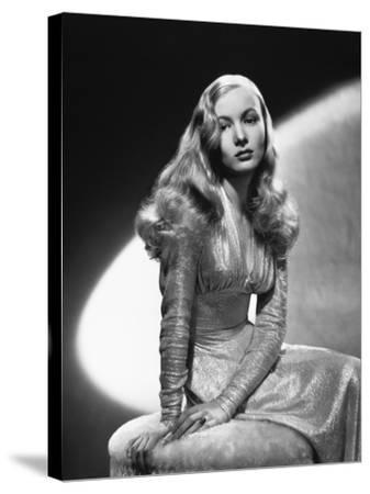 Veronica Lake, This Gun for Hire, 1942--Stretched Canvas Print
