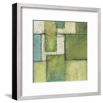 Green Space II-Beverly Crawford-Framed Art Print