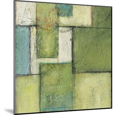 Green Space II-Beverly Crawford-Mounted Art Print