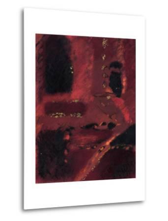 Red Mirage I--Metal Print