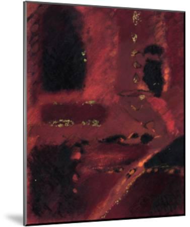 Red Mirage I--Mounted Art Print
