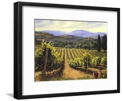 Tuscany Vines-Michael Swanson-Framed Premium Giclee Print
