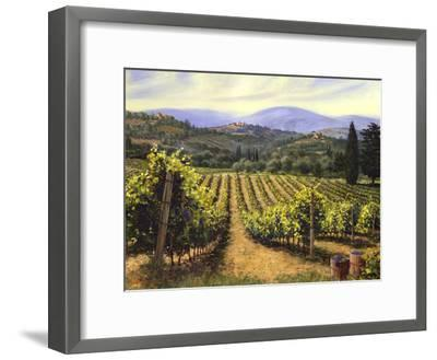 Tuscany Vines-Michael Swanson-Framed Art Print