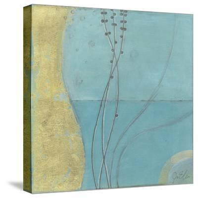 Sea Tendrils I-Erica J^ Vess-Stretched Canvas Print