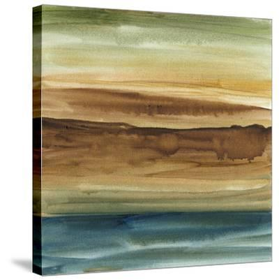 Vista Abstract I-Ethan Harper-Stretched Canvas Print