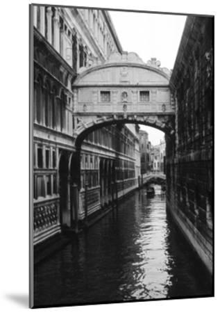 Venezia II-Carolyn Longley-Mounted Art Print