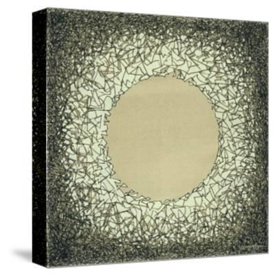 Lunar Eclipse I-Vanna Lam-Stretched Canvas Print