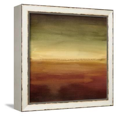 Abstract Horizon II-Ethan Harper-Framed Stretched Canvas Print