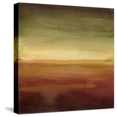 Abstract Horizon II-Ethan Harper-Stretched Canvas Print