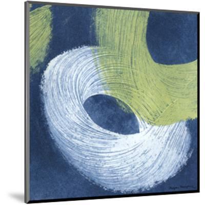 Blue Revolution IV-Megan Meagher-Mounted Art Print