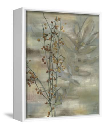 Winter Harvest I-Chariklia Zarris-Framed Stretched Canvas Print