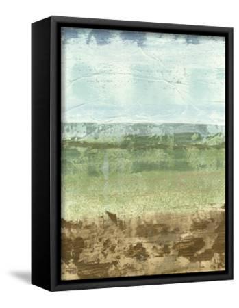 Extracted Landscape I-Megan Meagher-Framed Stretched Canvas Print