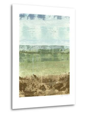 Extracted Landscape I-Megan Meagher-Metal Print