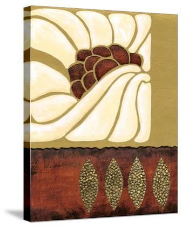 Garnet Moderna I-Nancy Slocum-Stretched Canvas Print