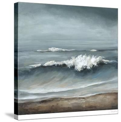 Sea Foam-Christina Long-Stretched Canvas Print