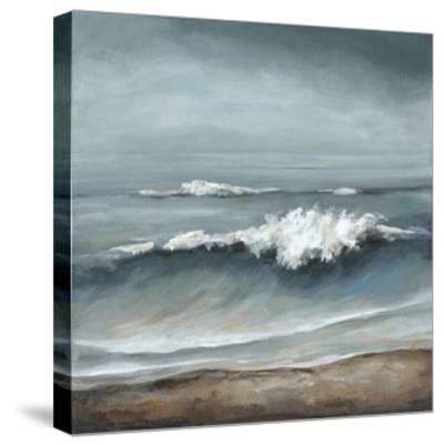 Sea Foam-Christina Long-Stretched Canvas Print