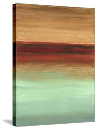 Geologic Sequence II-Ethan Harper-Stretched Canvas Print
