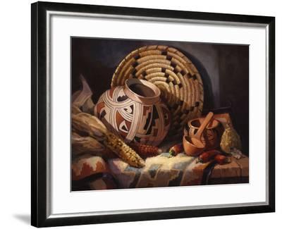 Casa Grande Pot-Maxine Johnston-Framed Premium Giclee Print