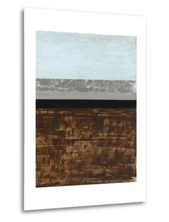 Textured Light II-Natalie Avondet-Metal Print