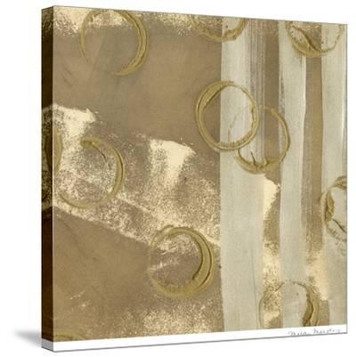 Golden Rule IX-Megan Meagher-Stretched Canvas Print