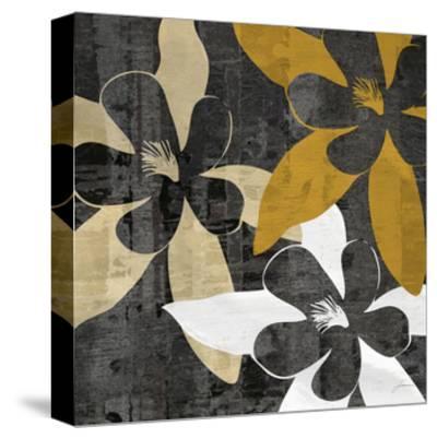 Bloomer Squares IV-James Burghardt-Stretched Canvas Print
